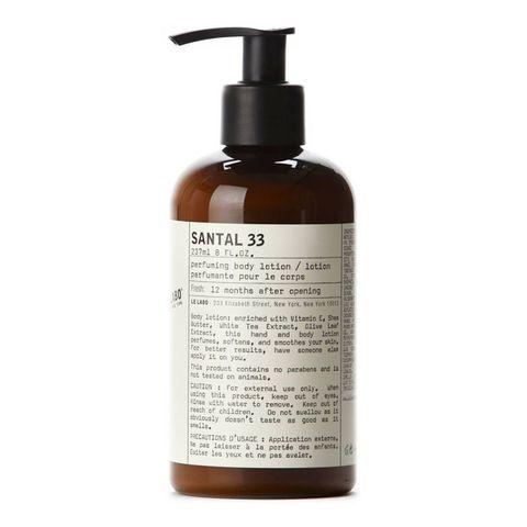 le labo santal 33 hand  bodylotion