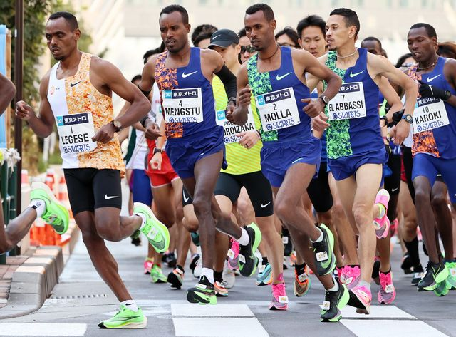marathon de tokyo 2020