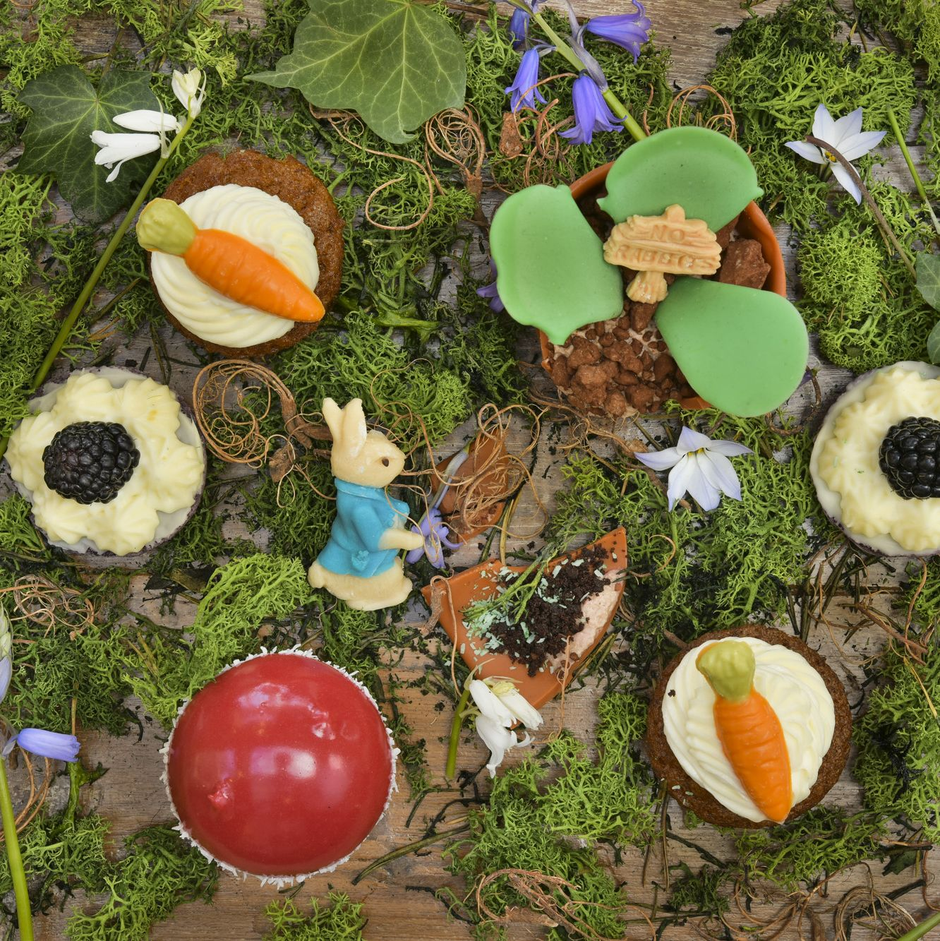 A Peter Rabbit afternoon tea is coming to London