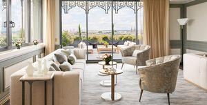 Hotel Le Meurice Paris suite Belle Etoile