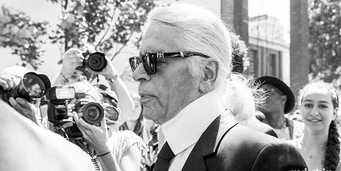 Karl Lagerfeld Le Frasi Più Famose