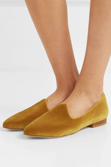 Colourfulcity summer wedding guest flat shoes