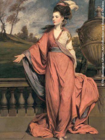 """Jane Fleming"", di Sir Joshua Reynolds."