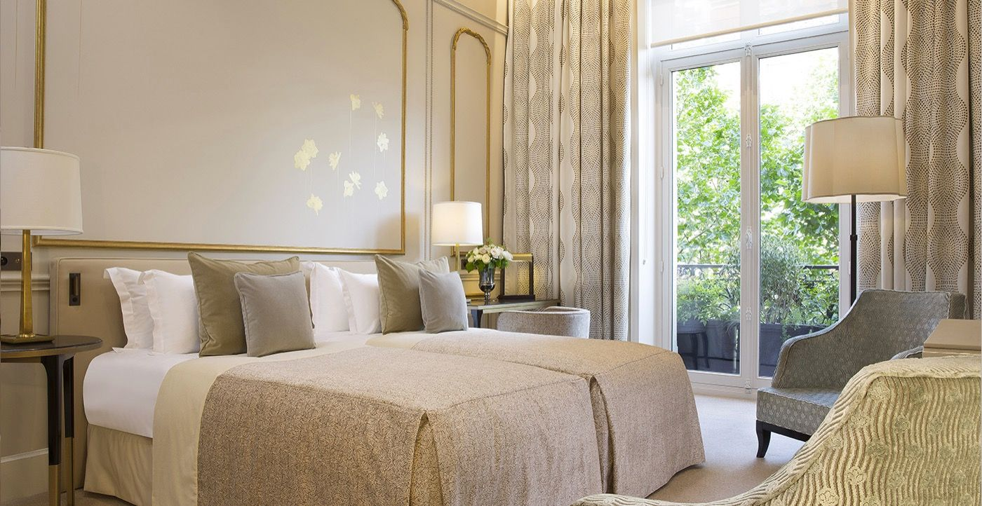 12 Charming Boutique Hotels in Paris