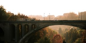Le pont adolphe