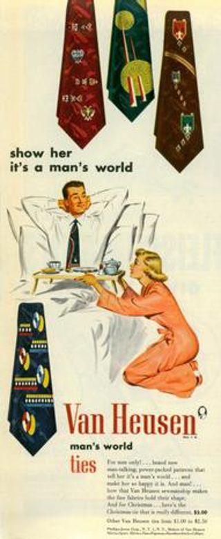 Pubblicità sessiste anni 70