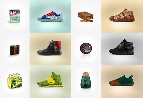 Footwear, Product, Brown, Green, Font, Fashion, Carmine, Black, Tan, Boot,