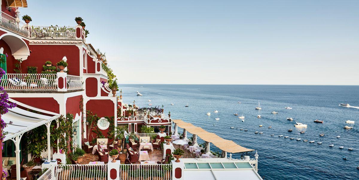 Easy, breezy elegance on the Amalfi Coast