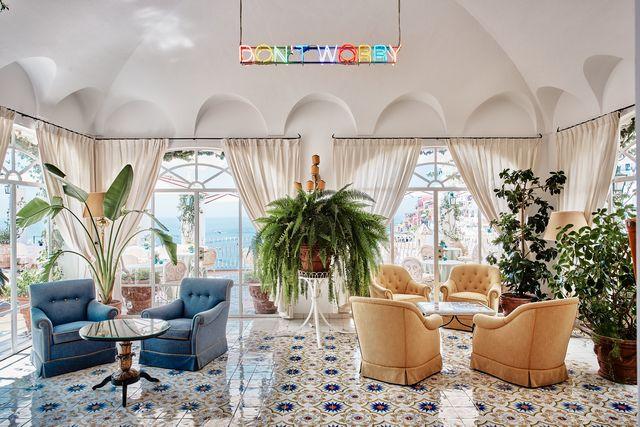 hotel sirenuse en positano, italia