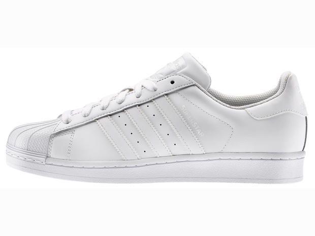 stringhe adidas superstar bianchi