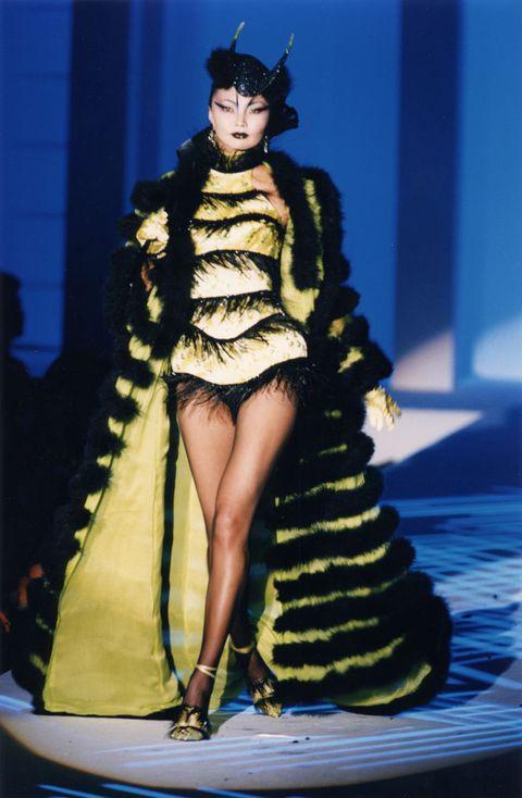 Défilé Haute Couture Printemps-Eté 1997