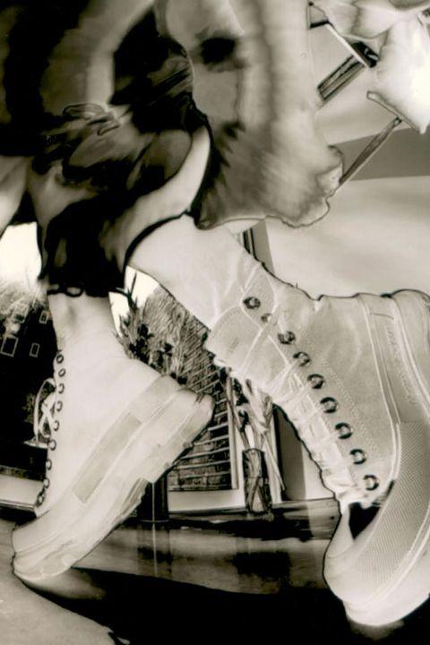 alexander mcqueen treadslick sneakers