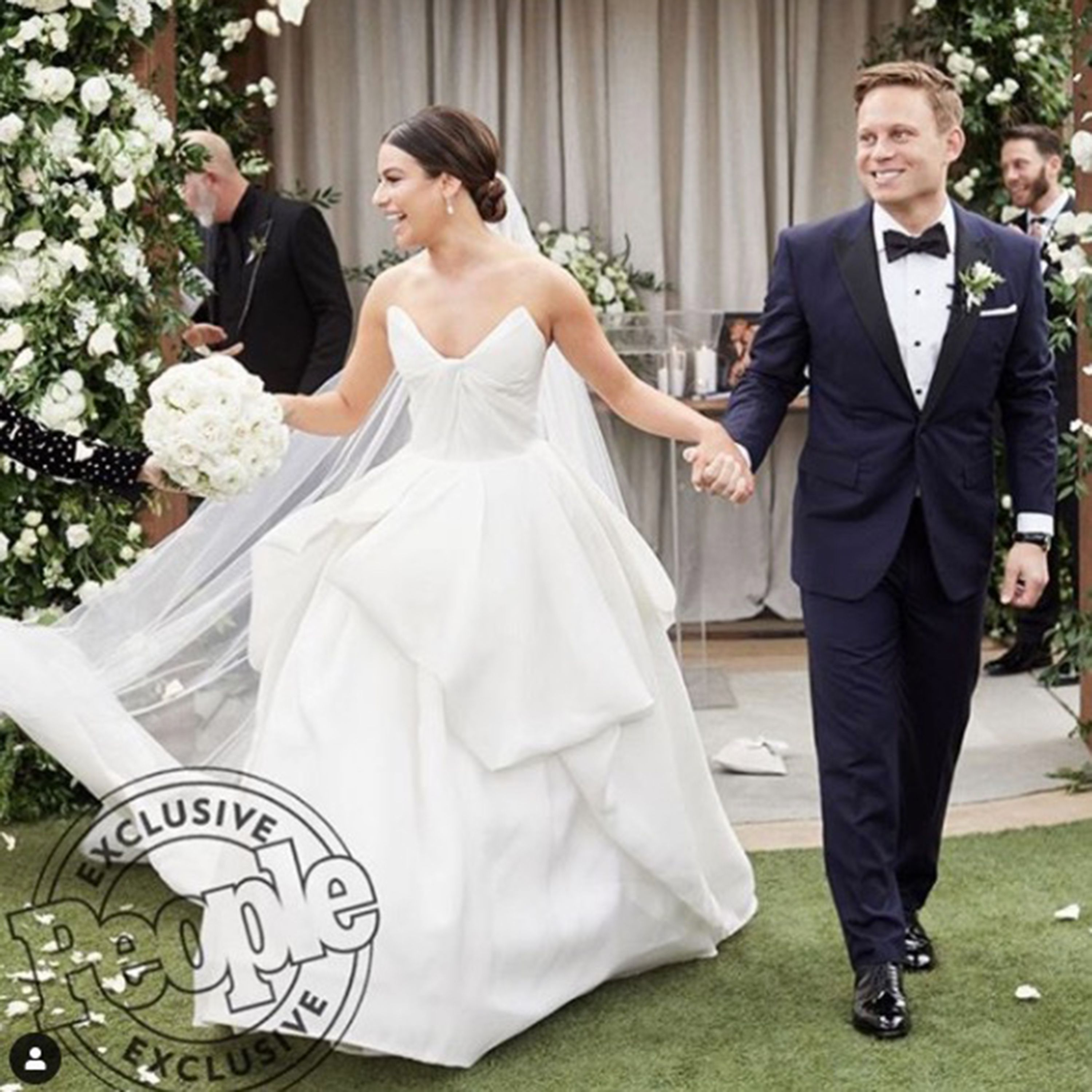 Lea Michele And Zandy Reich Are Now Married