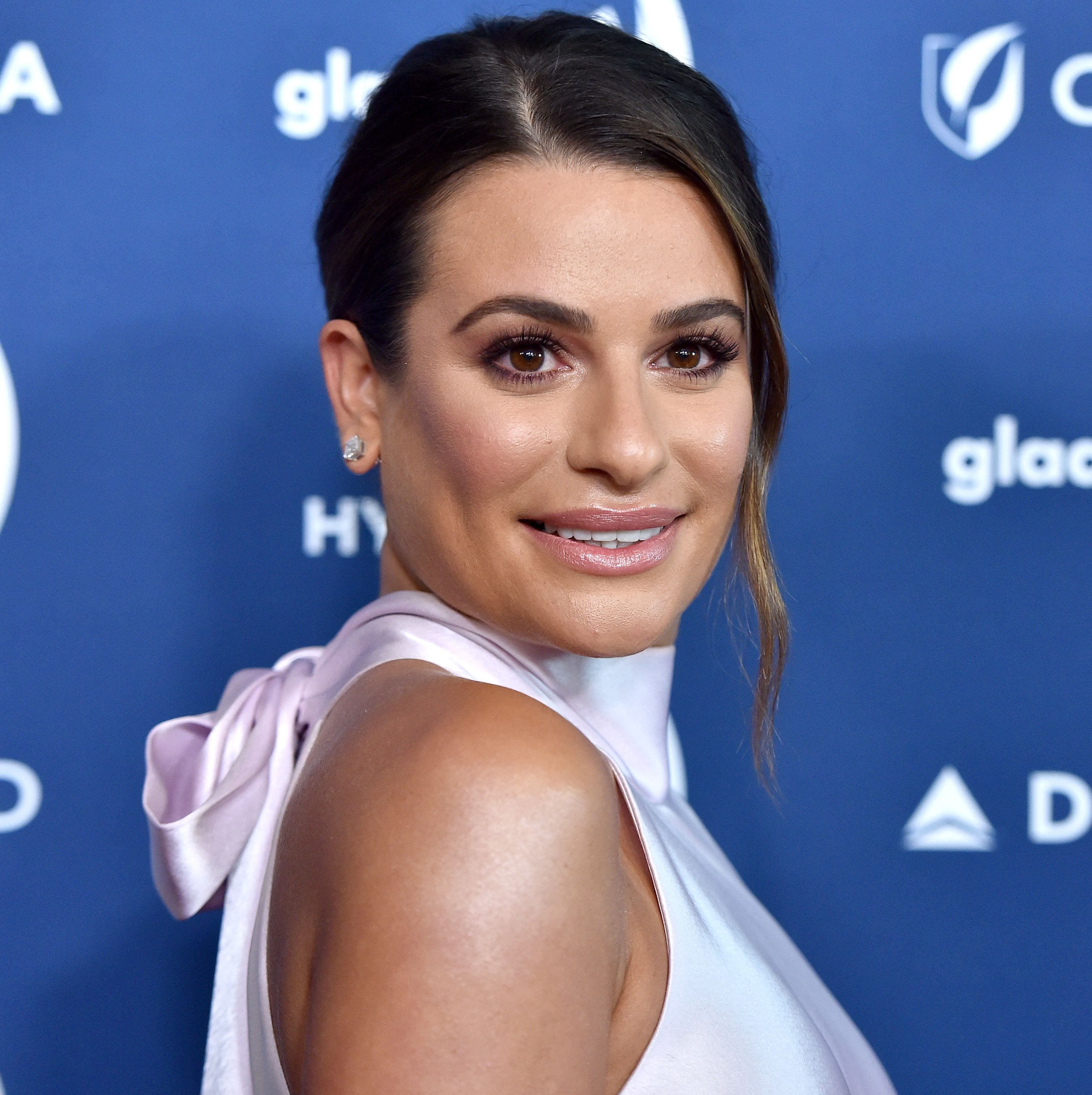Lea Michele's Secret to Glowing Skin Is a $4 Face Mask From Amazon