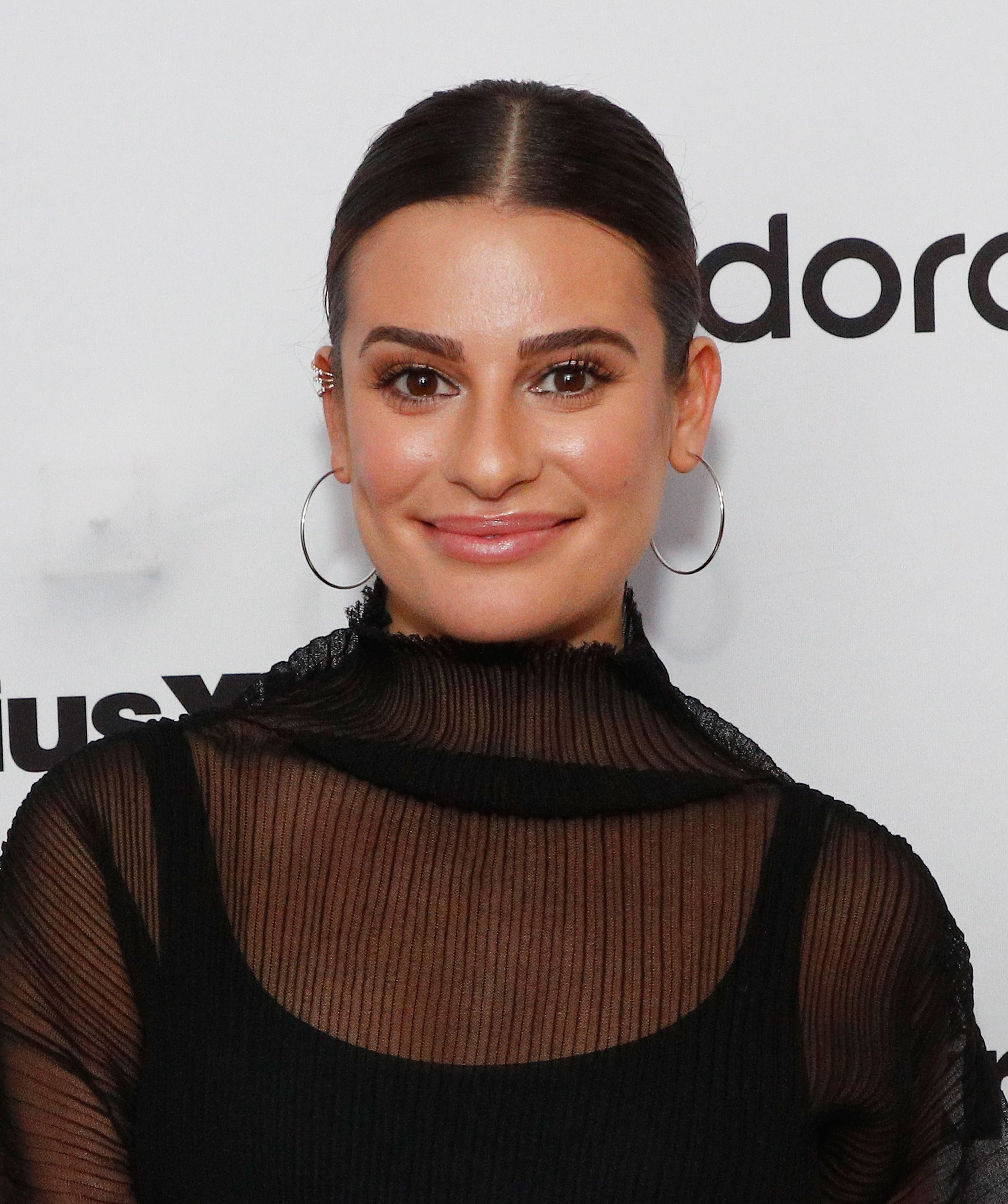 Lea Michele responds to bullying accusations from Glee co-star