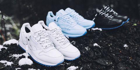 Shoe, Footwear, White, Sneakers, Walking shoe, Blue, Black, Product, Outdoor shoe, Tennis shoe,