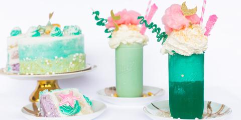 Green, Sweetness, Food, Cuisine, Ingredient, Dessert, Teal, Cake decorating supply, Serveware, Turquoise,