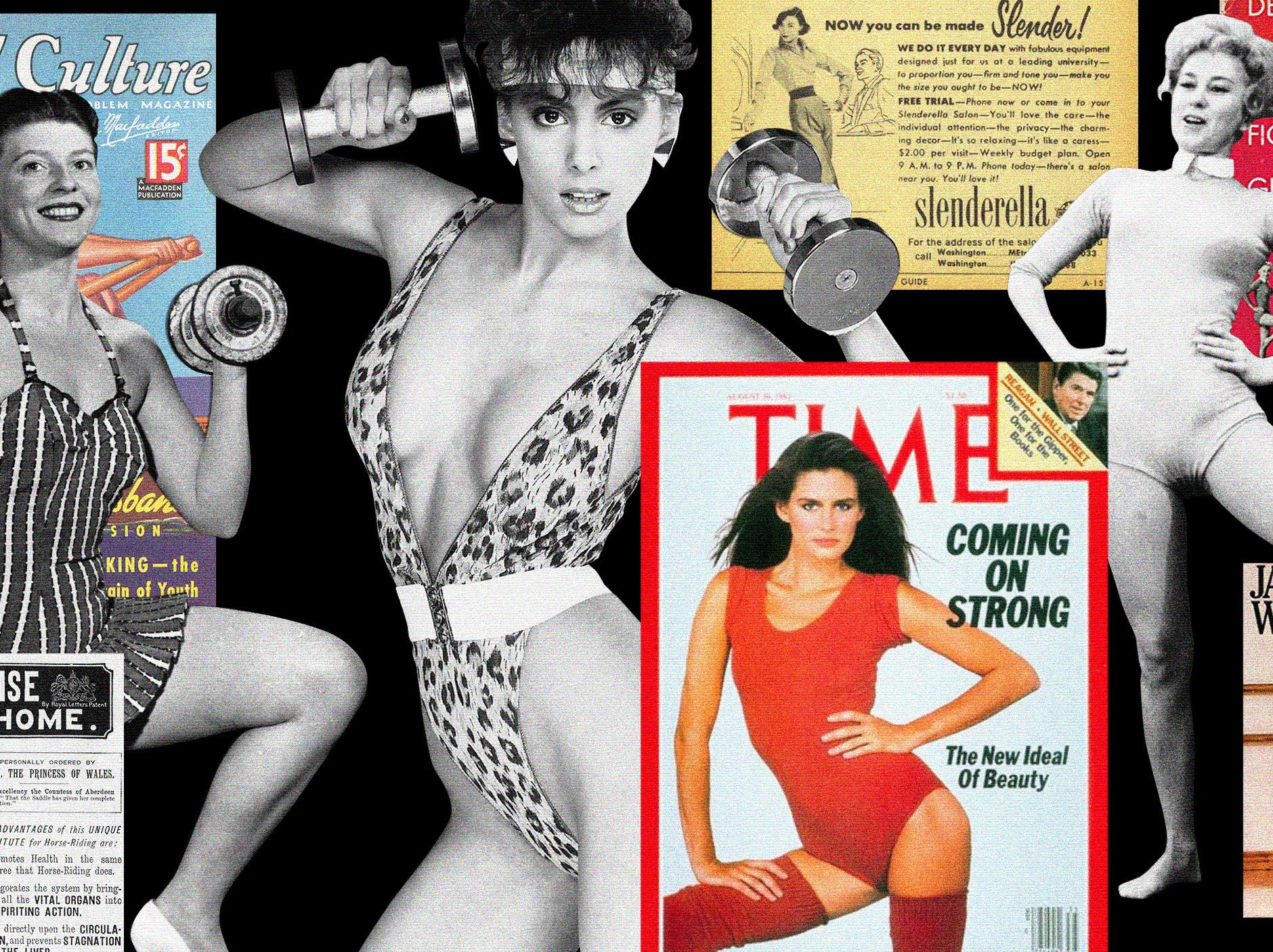 The History Behind Women's Obsession with Working Out
