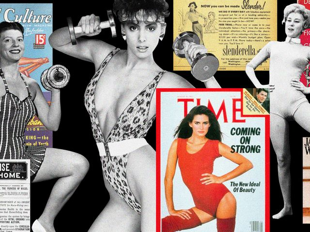 75e63212def The History Behind Women's Obsession with Working Out