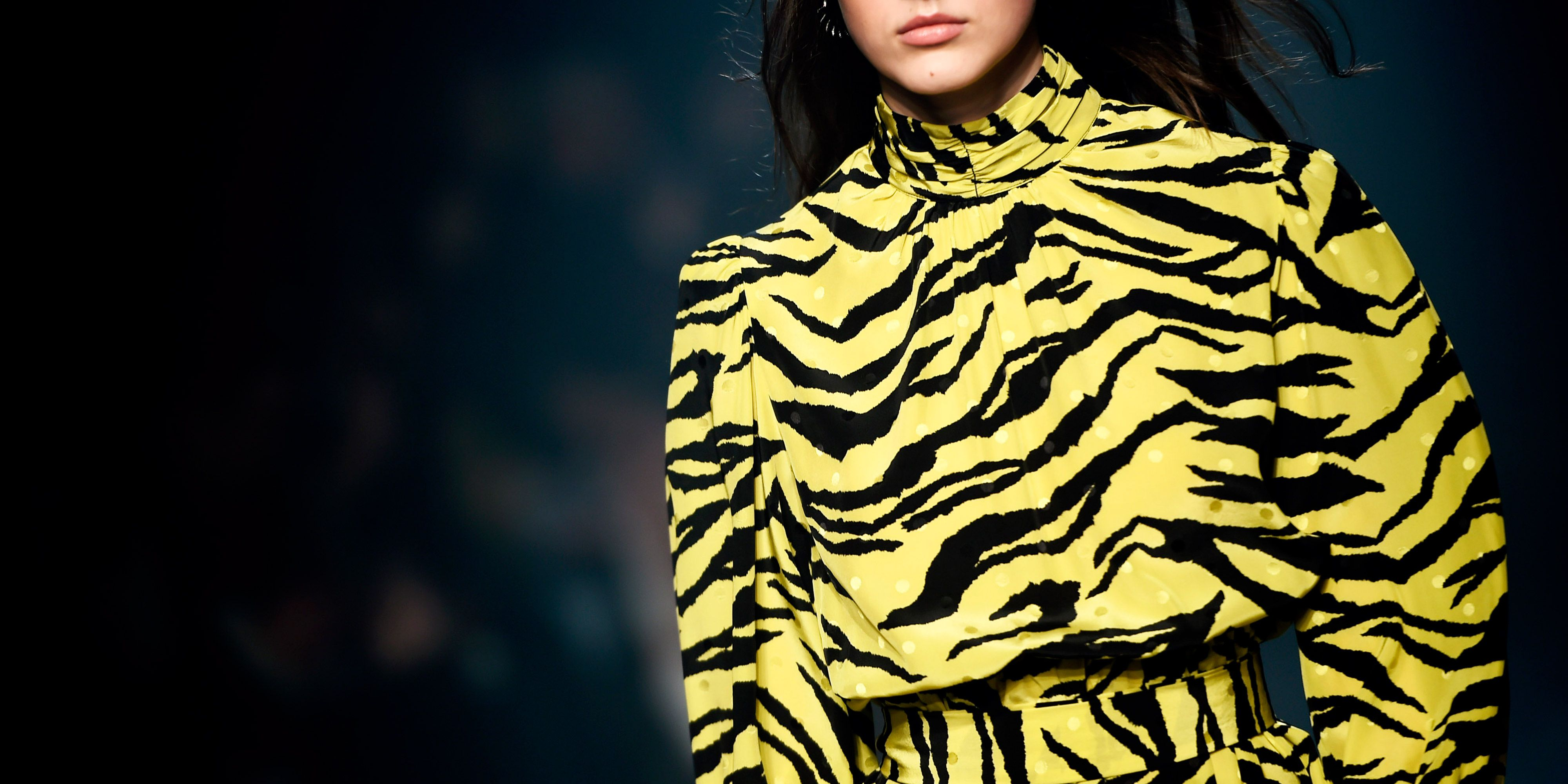 Animal Print Trend of the A/W