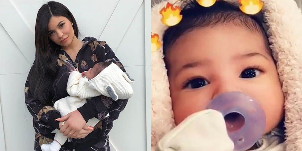 Kylie Jenner Shows Off Stormi's Nursery, Proving Her Room is Cooler Than Yours Will Ever Be