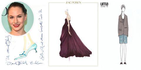 Clothing, Costume design, Dress, Pattern, Design, Fashion design, Pattern, Fashion illustration, Formal wear, Fashion designer,