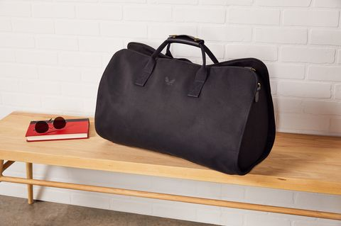 Bag, Handbag, Baggage, Hand luggage, Luggage and bags, Fashion accessory, Leather, Travel,