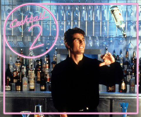 The Guy Who Wrote Cocktail Says He S Working On A Sequel
