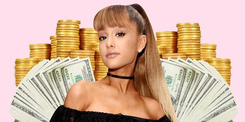 98572995e0cee Ariana Grande Net Worth - How Much Does Ariana Grande Make