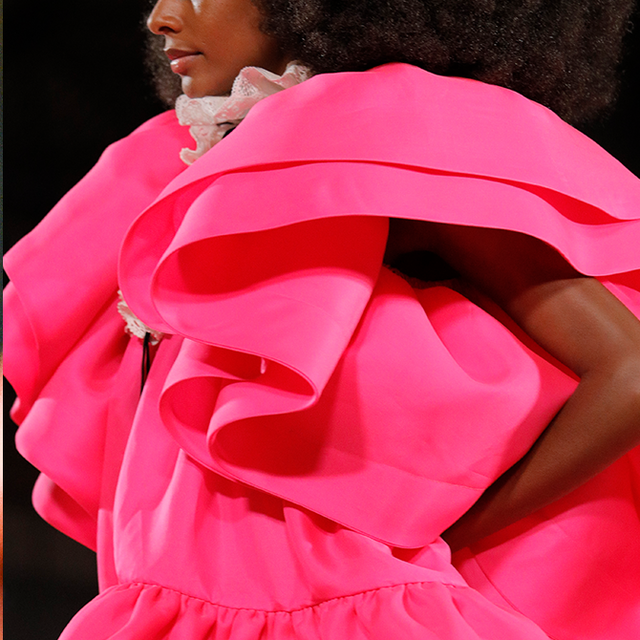 Spring Summer 2020 Fabric Trends.12 Of The Best Spring 2020 Trends Spring Summer Runway Trends