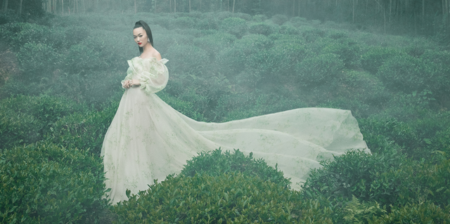 The Season S Luckiest Wedding Gowns Chinese Wedding Dresses