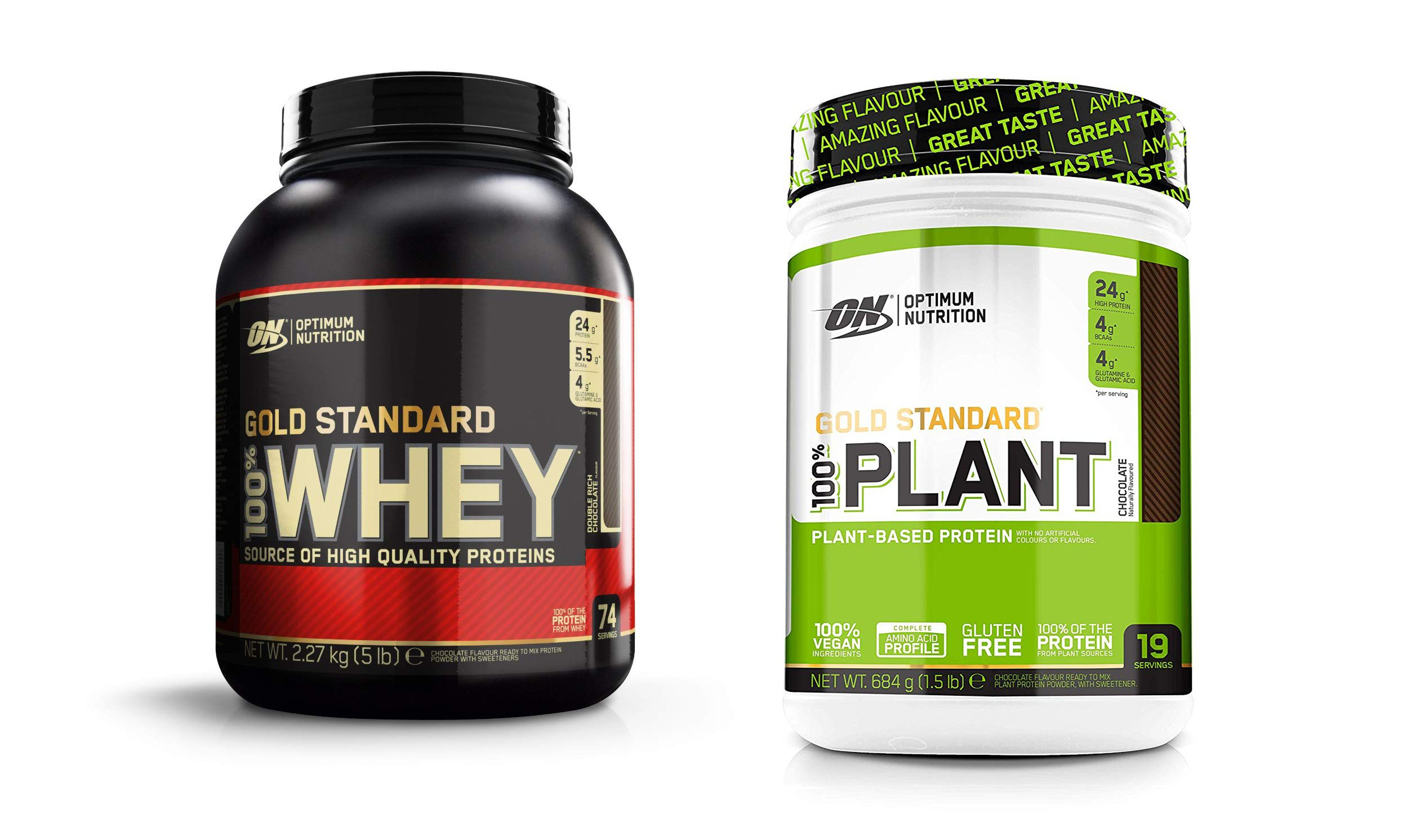 Save Up to 60% on These Men's Health Approved Optimum Nutrition Supplements