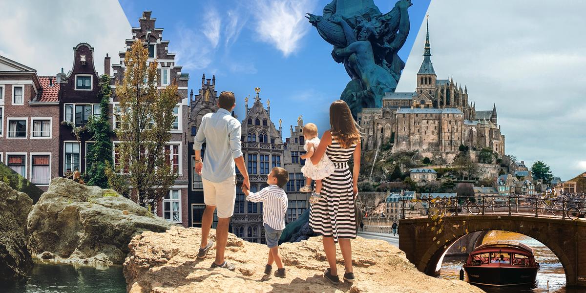 6 family travel hacks to keep everyone happy on holiday