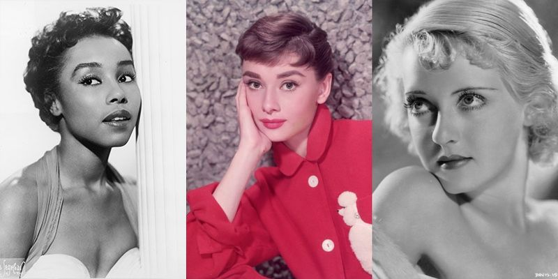 40 Old Hollywood Actresses Who Aged Beautifully Hollywood Starlets Then And Now