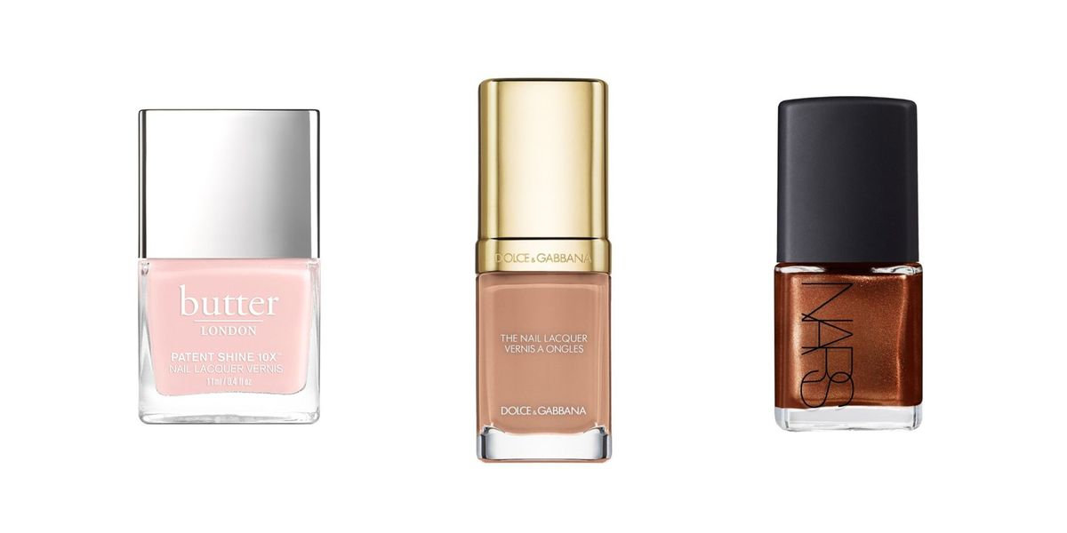 12 Best Nude Nail Polish Colors - Favorite Neutral Nail Colors-4916