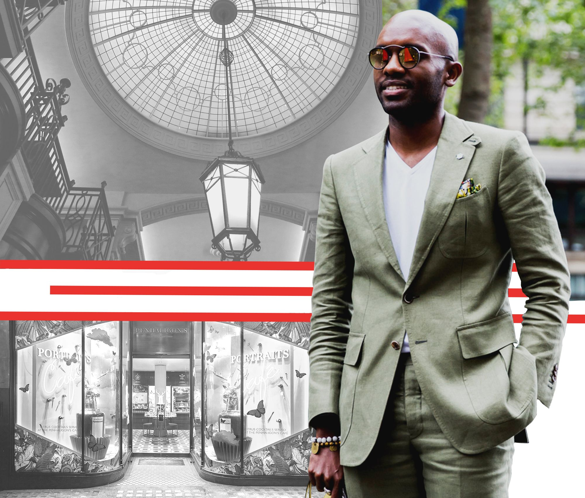 Esquire Editors Reveal Their Favourite Central London Menswear Stores