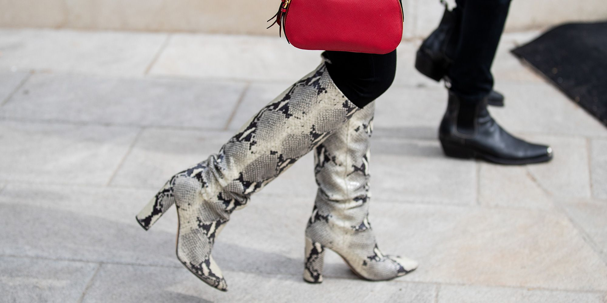 Fall's 5 Biggest Boot Trends—And How to Style Them