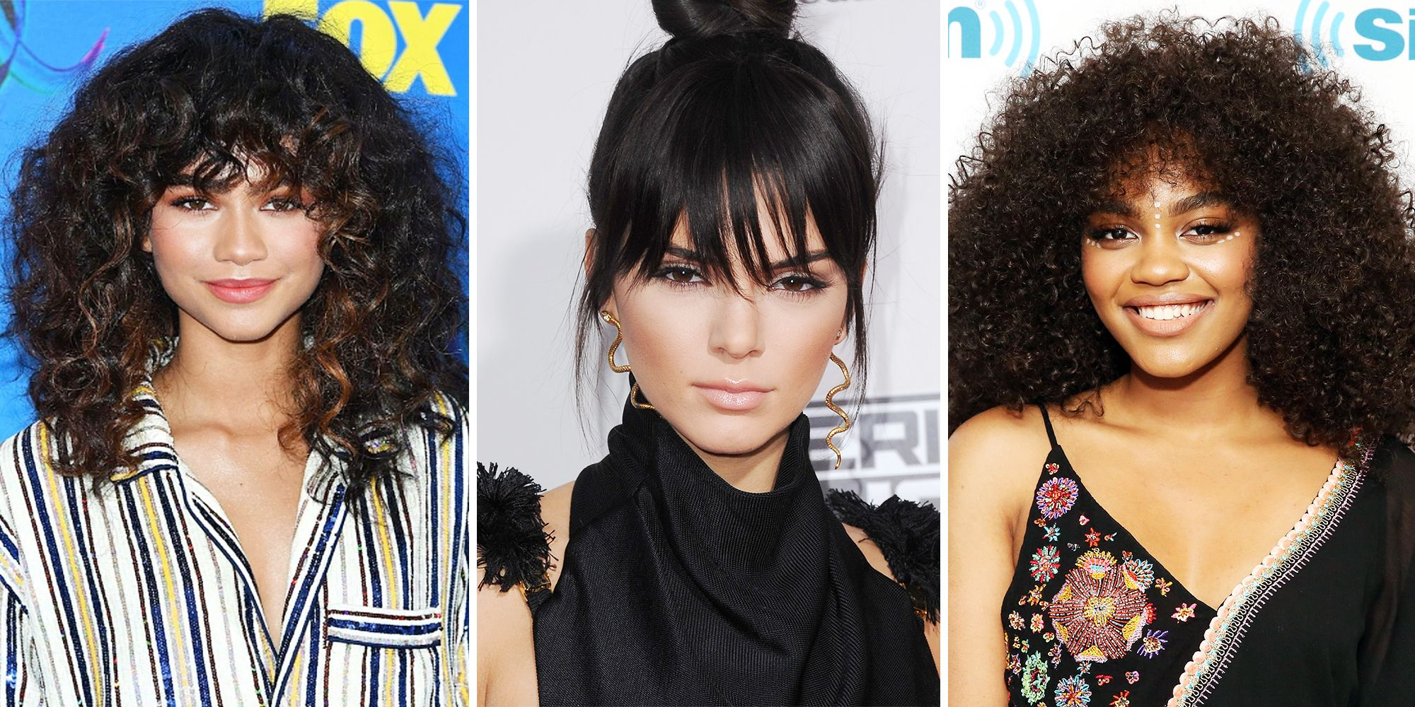 Hair Styles You Can Do For Short Hair: 9 Cute Hairstyles With Bangs