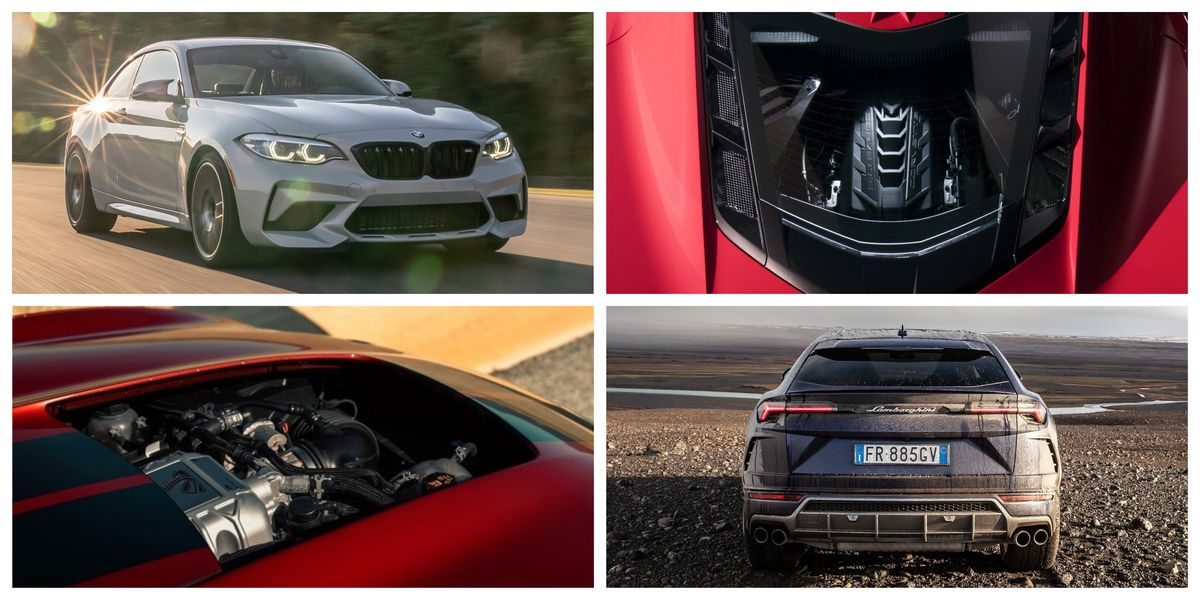 The Greatest Engines You Can Buy Today