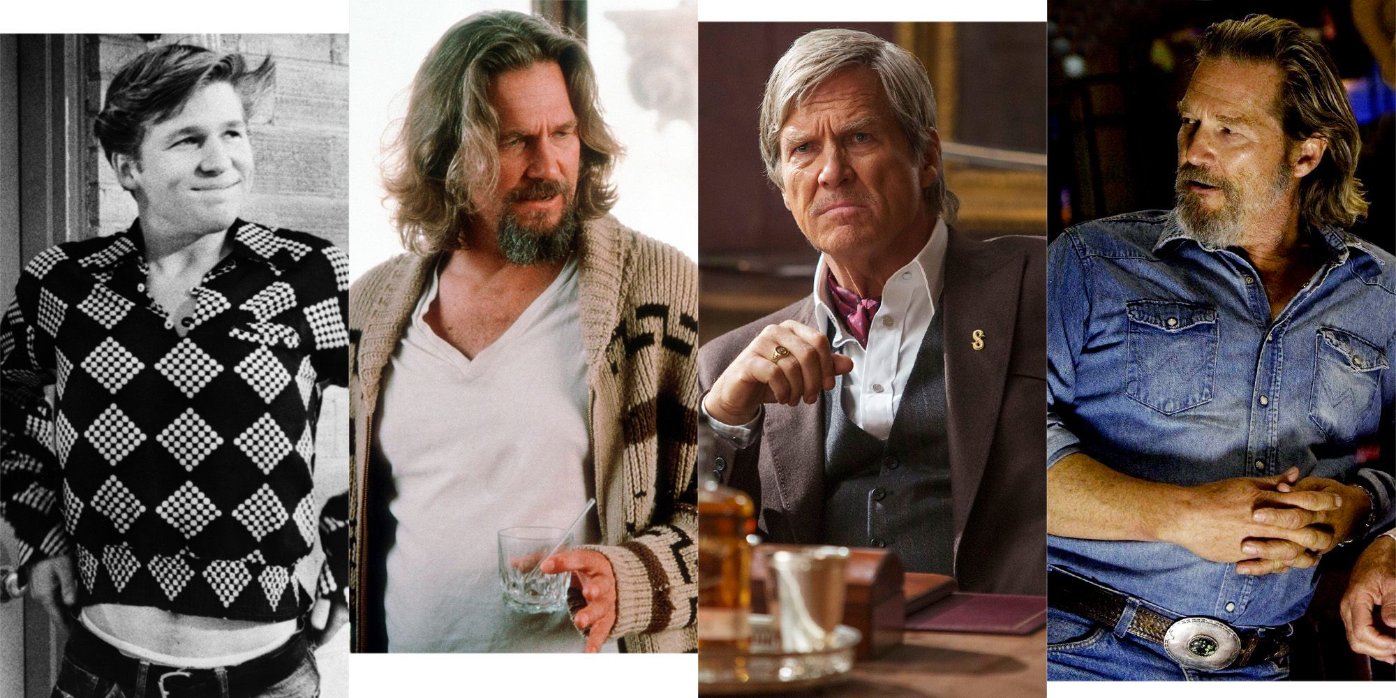 A Brief History of Jeff Bridges' Iconic Movie Style