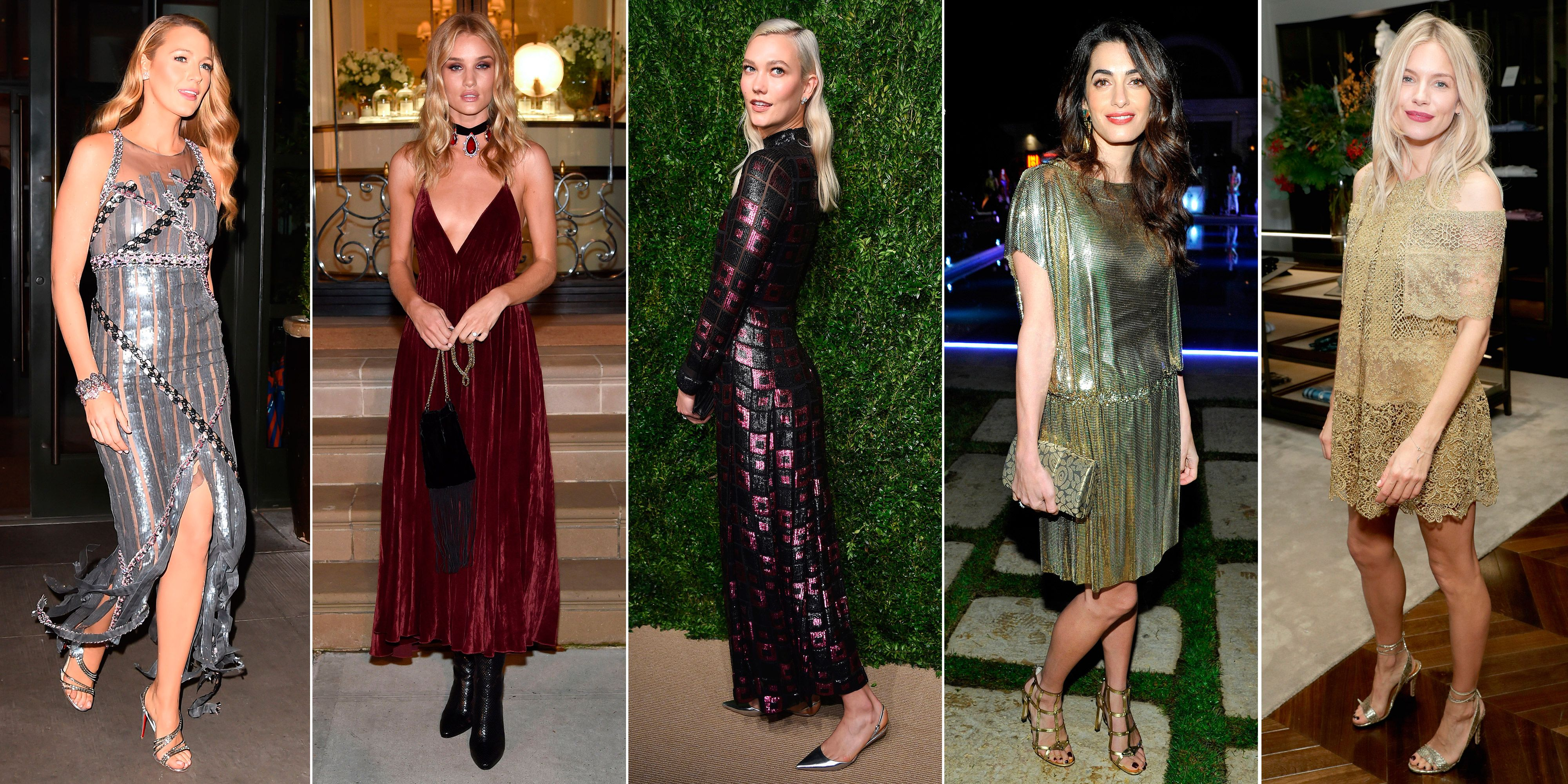 What to wear to a Christmas party – 35 ideas for Christmas party ...
