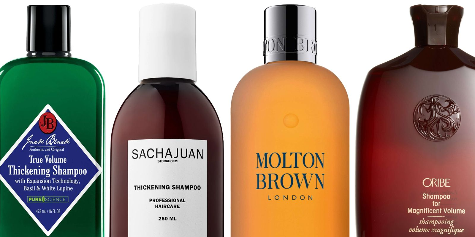 The 10 Best Shampoos for Thinning Hair