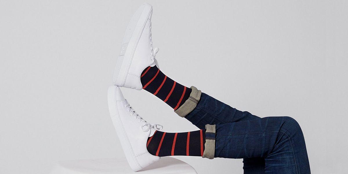 asics compression socks running men