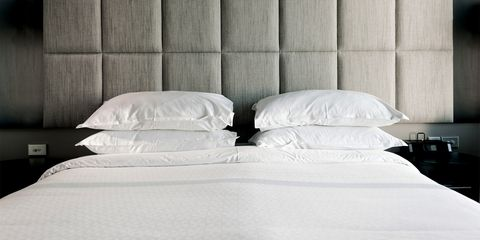 Image Stocksy Bed Sheets Might Not Always Take Top Billing On Your