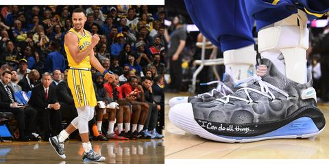 ea6de908ab1 You Can Bid on a Custom Pair of Steph Curry Sneakers