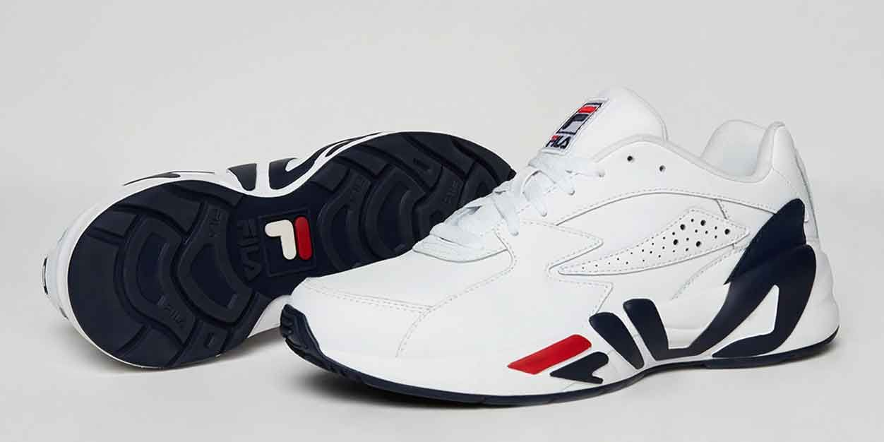 Fila Is Relaunching Its Classic 'Mindblower' Sneaker With 47