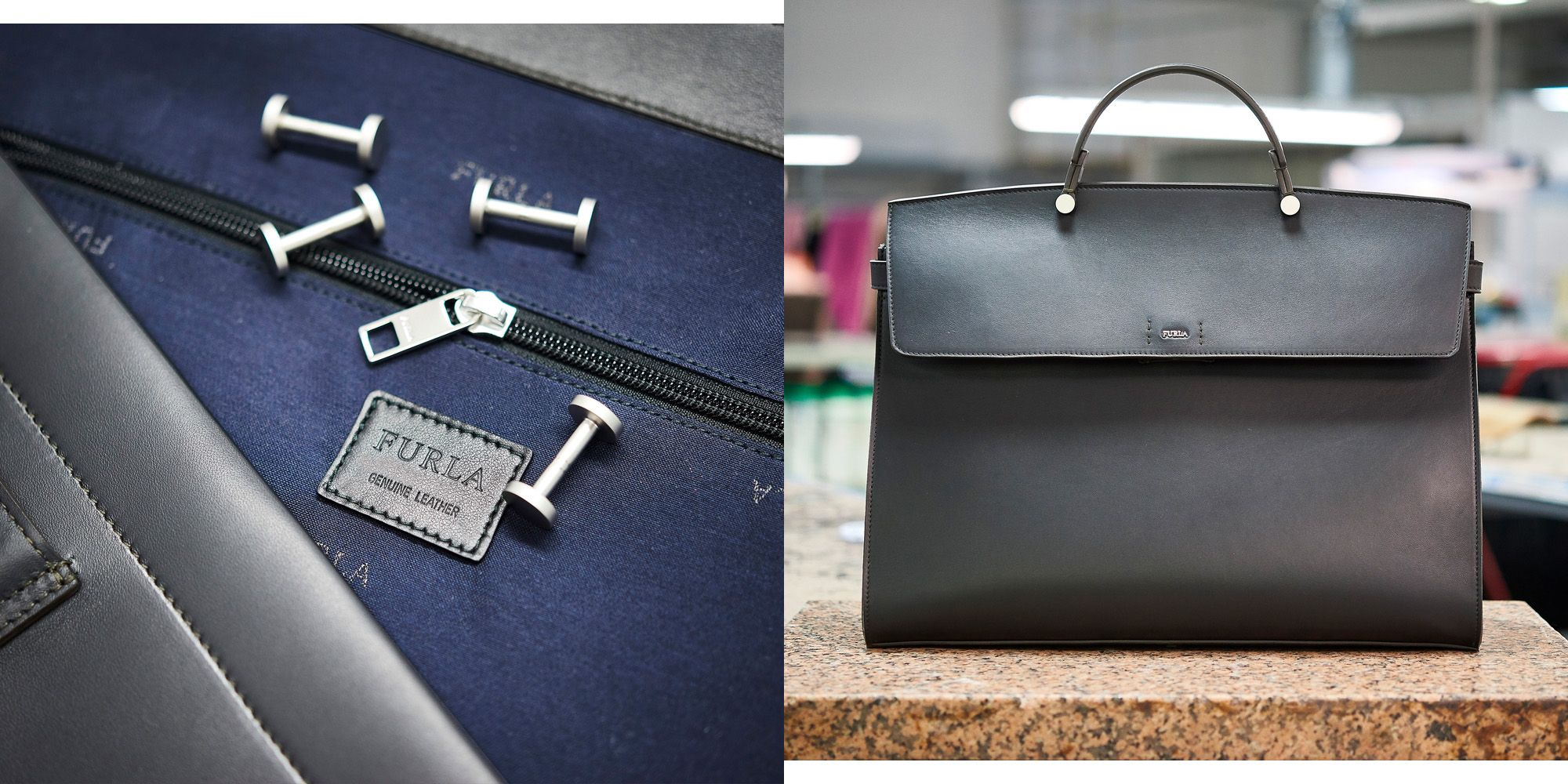 An Exclusive Look at the Craftsmanship That Goes Into Furla's Italian-Made Mercurio Bag