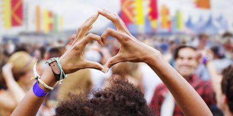 Hand, Crowd, Fun, Finger, Gesture, Happy, Festival,