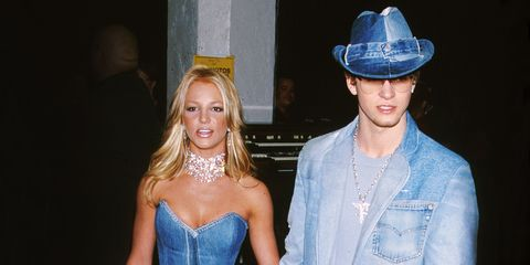 a5abc7f76b5 It s Been 17 Years Since Justin Timberlake and Britney Spears Blinded Us  With Denim