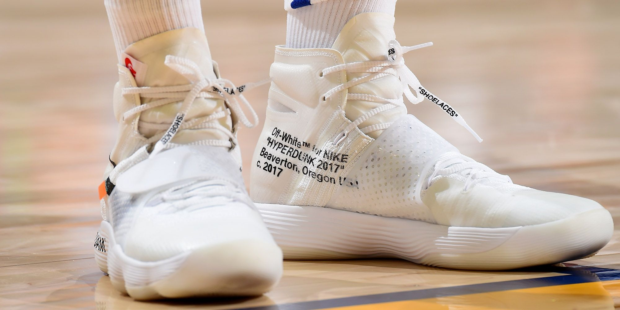dd0ae54f63d3 usa nike hyperdunk 2016 draymond green black white e5af9 ff401  authentic draymond  green wore off white sneakers stylish nba sneakers cd29c 257e6